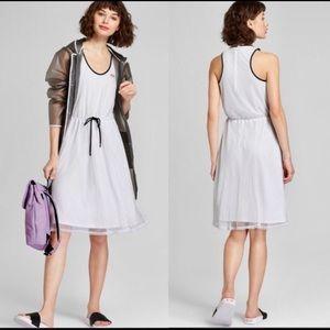 Hunter x Target Mesh A Line Tennis Dress athletic